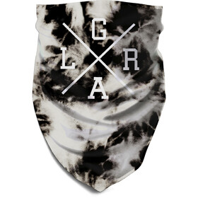 Loose Riders Tube Scarf, electric tiedye